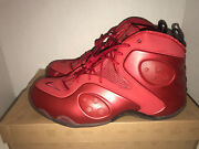 Nike Zoom Rookie Penny Hardaway Red Menand039s Size 11 Deadstock 472688 601