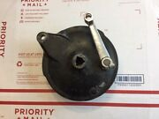 Xt500 Tt500 Rear Brake Hub And Shoes Very Good Condition