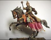 Tin Toy Soldiers Elite Painted 54 Mm Tsar Alexei Mikhailovich. Russia. 17th Cent
