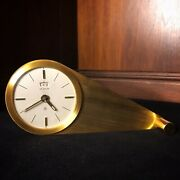 Jaeger Lecoultre Mid-century Recital 8-day Swiss Gold Serviced Near Mintrare