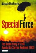 Special Force The Untold Story Of 22nd Special Air Service Regi... 9781848850712