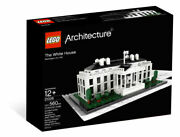 Lego Architecture White House 21006 Nib Discontinued Perfect For Christmas