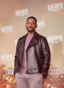 Will Smith Bad Boys For Life Premiere Leather Jacket Bad Boys For Life