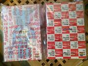Be@rbrick Atmos Andtimes Coca Cola Clear Body 100and400 And Checkerboard 100and400 Set