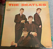 Produced In 1963 Original 1964 Release Introducing The Beatles Circle Vj Nm-