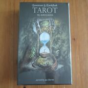 Rare New Sealed Bonestone And Earthflesh Tarot Oop Htf