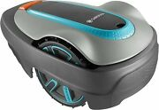Gardena Sileno City 300 Robotic Mower For Lawns Up To 300 Mandsup2 Inclines Of Up...