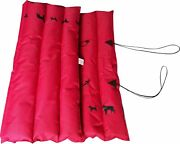 Classic Pet Products Waterproof Travel Mat Red Large