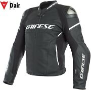 Jacket Leather Dainese Racing 3 D Air Leather Jacket