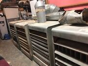 Modine Gas Fired Unit Heater Total Of 4 Heaters Used As Is Pick Up Only