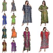 New Year Gift Assorted Indian Style Long Beachwear Cocktail 100-pc Evening Dress
