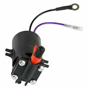 New For Omc For Evinrude 125 Hp / 130 Hp 1995-1998 Fuel Primer Choke Solenoid