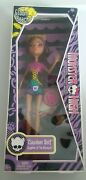 Clawdeen Gloom Beach Monster High Doll Brand New Unopened Loose Pieces