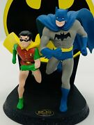 1996 Hallmark Dc Comics Batman And Robin Golden Age The Dynamic Duo By Duane Unruh
