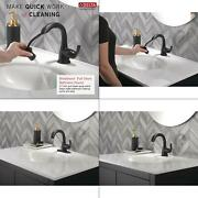Broadmoor Single Hole Single-handle Bathroom Faucet With Pull-down Sprayer In