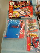 Spiderman Leap Pad Learning System By Leap Frog Brand New Open Box