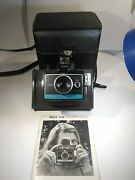 Vintage Polaroid Colorpack Ii Land Camera With Box And Manual And Carrying Case
