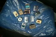 12 Vintage Lighters Made In Japan And Usa