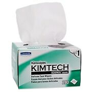 Kim Wipes Disposable Cloth Task Wipes Lint Free 4.5 X 8.5 34155 2 Pack 560 Ct