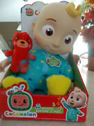 Cocomelon Musical Bedtime Jj Doll With Plush Tummy And Roto Head Youtube Nib