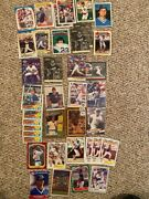 Ryan Sandberg 1983 Rookie Rc Collection Of Over 300 Cards - 250+ Book Hof