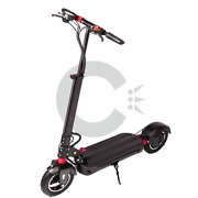 Best Adult Electric Foldable Scooter48v 10ah 1000w Motor For Commuting And Travel