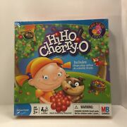 Hi Ho Cherry-o Game By Milton Bradley Complete New Sealed