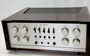 Marantz Sh-a20 Stereo Integrated Amplifier Use Amp Tested Working Rare Japan