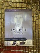 Twilight Forever The Complete Saga Dvd 2013 12-disc Set New And Sealed