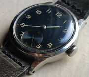 Omega 2169/3 Cal. 30t2pc 35mm Military Style Men's Watch