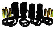 Prothane For 99-04 Ford Mustang Rear Lower Oval Control Arm Bushings - Black - P