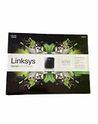 Linksys N750 Dual Band 300 + 450 Smart Wifi Router Ea3500 Smooth Stream
