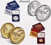 2020 End Of World War Ii 75th Anniversary 24-karat Gold Coin And Silver Medal