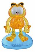 Beverly 3d Crystal Puzzle Garfield - 34 Pieces