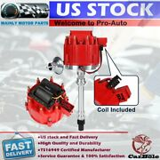 Performance Hei Distributor Cap Super Coil For Sbc Chevy 305 350 400 Small Block