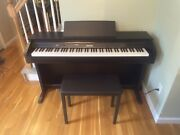 Casio Celviano Ap-250 Piano Excellent Condition Barely Used Comes With Bench
