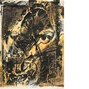 Vhils - Relic Print Edition Sold Out Ed /200 Signed And Numbered