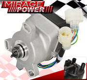 Ignition Distributor Assembled Ext Coil Jdm Replacement For Integra Da B18 1.8l