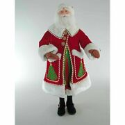Katherine's Collection Night Before Santa Doll 36 Inches