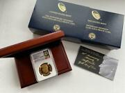 1964-2014 W 50th Anniversary Kennedy Gold 50 Cent Ngc Pf70 Ultra Cameo R594
