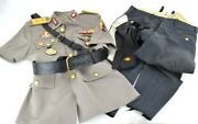 Republican National Police Indonesia Major Uniform With Badges