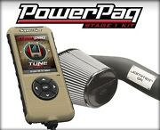 Superchips Stage 1 Powerpaq Programmer And Intake For 2012-2014 Jeep Wrangler Jk