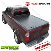 Pace Edwards Full Metal Jack Rabbit Tonneau Cover For 2015-18 Ford F150 5'5 Bed