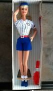 Chicago Cubs Fan Barbie Doll Extremely Limited Edition Vintage1999 New In Box