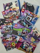 Lego Friends Pop 6 Pack 41107 Limo, 41117 41103 Studios, 41004 40112 3932 Stages