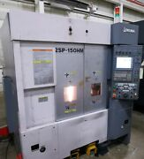 Okuma 2sp-150hm Twin Spindle 3-axis Turning Center With Live Milling New 2011