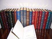 Easton Press Masterpieces Of Science Fiction 39 Vols 1 Signed -like New
