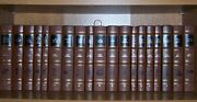 Easton Press Complete Works Of Ernest Hemingway 20 Vols Old Man And The Sea ...