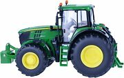 Britains 132 John Deere 6195m Tractor Toy, Collectable Farm Set Toy Tractors Fo