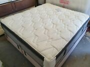 New Sealy Monte Carlo 3800 Mattress Ottoman Set 180cm By 200cm 6and039 Superking Andpound3k.